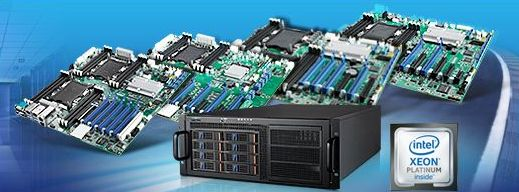 La série ASMB s´appuie sur la technologie Intel Volume Management Device